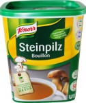 Knorr Steinpilz Bouillon 1kg