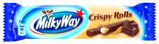 Milky Way Crispy Rolls Menge:25g
