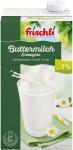Frischli Buttermilch-Erzeugnis ein abwechslungsreiches Genussgetränk 1000ml