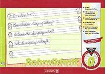 Schreiblernheft Lineatur 0 DIN A5