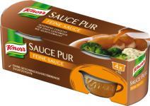 Knorr Sauce Pur Feine Sauce, 3er Pack (3 x 1 l)
