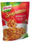 Knorr Spaghetteria Bolognese Pasta in Fleisch und Tomatensauce, 5er Pack (5 x 164 g)