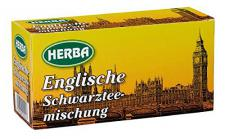 Englishe Schwarzteemischung London Bridge, 10er Pack (10 x 1240 g)