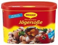 Maggi Delikatess Jäger Sauce perfekt für herzhafte Fleisch 200g