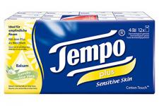 Tempo Plus Taschentucher, 1er Pack (1 x 108 Stück)
