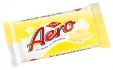 Trumpf Aero Zart-Weisse Luft-Schokolade, 100 g