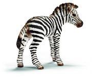 Schleich 14393 - Wild Life, Zebra Fohlen