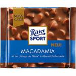 Ritter Sport Nuss Klasse Macadamia, 100 g
