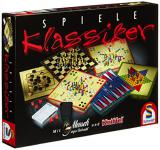 Schmidt Spiele 49120 - Klassiker Spielesammlung