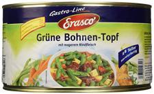 Erasco Grüne Bohnen-Topf, 1er Pack (1 x 4.5 kg)