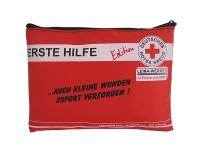 Leina KFZ Mobiles Erste-Hilfe-Set in der Farbe rot 185x130mm