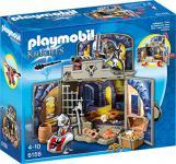 """PLAYMOBIL 6156 - Aufklapp-Spiel-Box """" Ritterschatzkammer"""""""