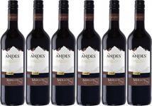 Andes Merlot Qualitätswein Chile