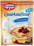 Dr. Oetker Süße Mahlzeit Quarkauflauf, 10er Pack (10 x 108 g)
