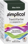 Simplicol Textilfarbe expert Efeu Grün
