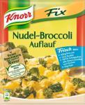 Knorr Fix für Gemüse Nudel-Broccoli-Auflauf, 21er Pack (21 x 46 g)