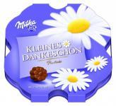 Milka Kleines Dankeschön als Kleeblatt Menge:50g