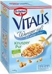 Dr. Oetker Vitalis Weniger Süß Knusper Pur