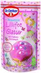 Dr. Oetker Prinzessin Lillifee Glasur mit Erdbeergeschmack, 10er Pack (10 x 125 g)