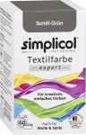 Simplicol Textilfarbe Schilf Grün