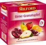 Milford Birne-Granatapfel 28 x 2.25 g, 6er Pack (6 x 63 g)