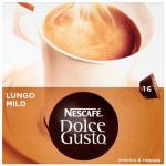 Nescafé Dolce Gusto, Caffè Lungo mild, 96g 1 Packung mit 16 Kapseln
