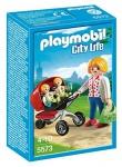PLAYMOBIL 5573 - Zwillingskinderwagen