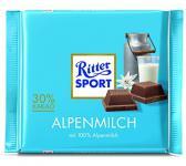 Ritter Sport Alpenmilch Menge:100g