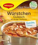 Maggi fix und frisch für Würstchengulasch, 20er Pack (20 x 30 g)