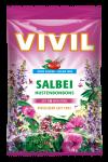 Vivil Bonbons Salbei Bonbons ohne Zucker mit 14 Kräutern 80g