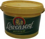 Löwensenf medium, 1er Pack (1 x 2500 ml)