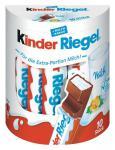 Kinder Riegel Ein süßer Genuss für große und kleine Schokoladenliebhaber. Snacks mit Schokolade für Zwischendurch.
