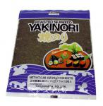 Takaokaya Seealgen, geröstet (Yaki Nori), 2er Pack (2 x 25 g Packung)
