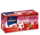 Meßmer Milde Hagebuttenmischung 25 Teebeutel - 12 Packungen