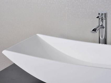 Waschbecken Olivento aus Mineralguss in glänzend von Bädermax - Vorschau 4