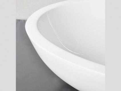 Aufsatzbecken Sillaro aus Mineralguss in glänzend von Bädermax - Vorschau 3