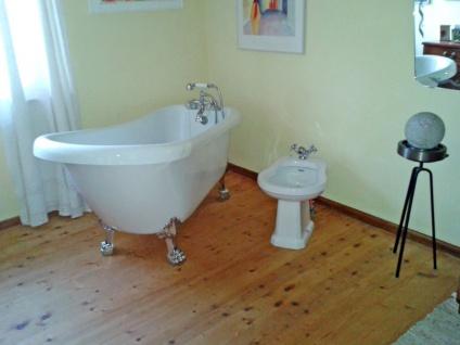 Freistehende Nostalgie Badewanne Oldham aus Acryl in weiß glänzend von Bädermax - Vorschau 3