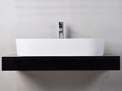 Waschbecken Musone aus Mineralguss in glänzend von Bädermax - Vorschau 4