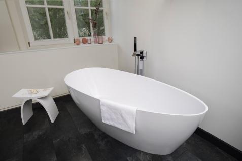 Freistehende Badewanne Modena Mineralguss - Vorschau 2