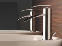 Waschbecken-Aufsatzarmaturen Levico-88 von Bädermax