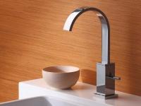 Waschbecken-Aufsatzarmaturen Terlago-88 von Bädermax