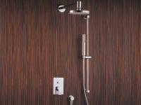 Komplett-Unterputz-Duschen Levico-400 von Bädermax