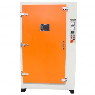 T-Mech Elektrostatischer Pulverofen Härtungsofen Einbrennofen Pulverbeschichtungsanlage für Pulverbeschichtung Bearbeitungsmaschine