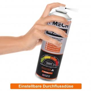 12 x 500ml Sprühkleber Klebstoff Kontaktkleber Industriekleber hitzebeständig temperaturbeständig Kraftkleber - Vorschau 3