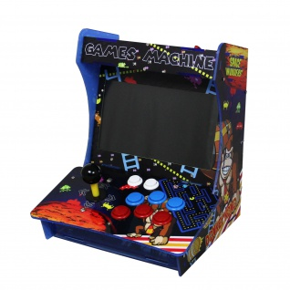 Retro Arcade Spielautomat
