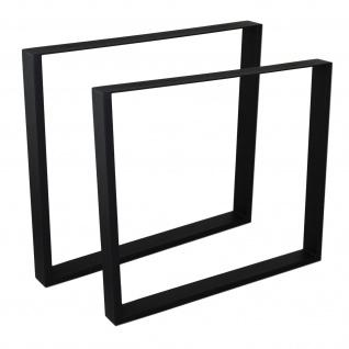 tischgestell g nstig sicher kaufen bei yatego. Black Bedroom Furniture Sets. Home Design Ideas