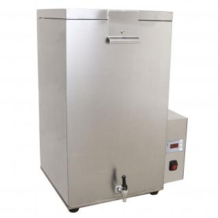 KuKoo 70 Liter Geflügel Brühmaschine Brühkessel Brühautomat Geflügel-Bearbeitung