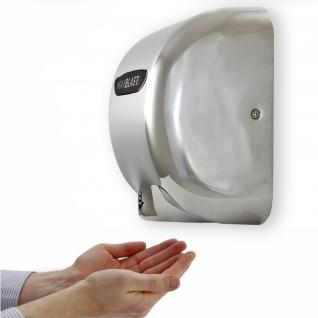 MAXBLAST Automatik Händetrockner Handtrockner Gastro Gastronomie Einzelhandel 550 Watt