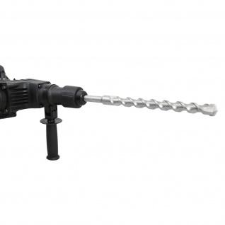 T-Mech Elektrischer Bohrhammer Bohrmaschine Schlagbohrhammer Schlaghammer Schlagbohrer 37.7cc - Vorschau 5