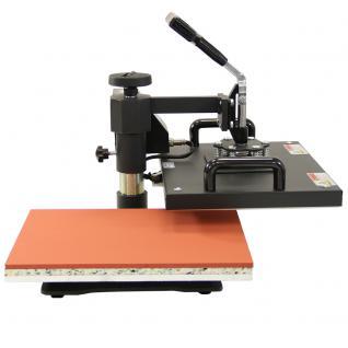 PixMax Multifunktion 5-in-1 Kombi Transferpresse mit Vinyl-Schneideplotter Folienplotter und Zubehör - Vorschau 2